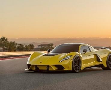 Hennessey發布Venom F5頂級跑車,極速484公里,限量24臺