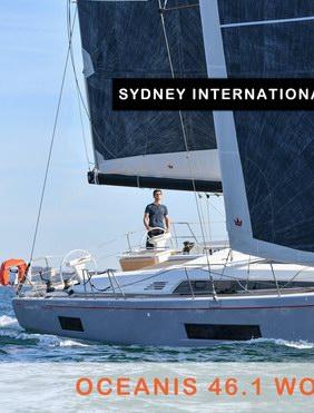 遨享仕46.1亮相2018悉尼國際船展