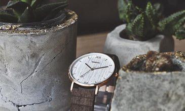夏天不來一發木質手表嗎