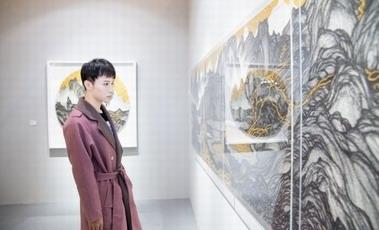 权沛伦亮相2018 ART021上海廿一当代艺术博览会