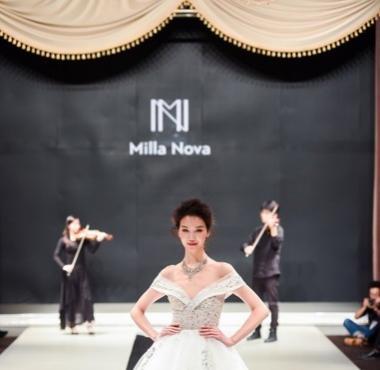 Milla Nova 2019婚系列大秀:一场优雅动人的浪漫梦境